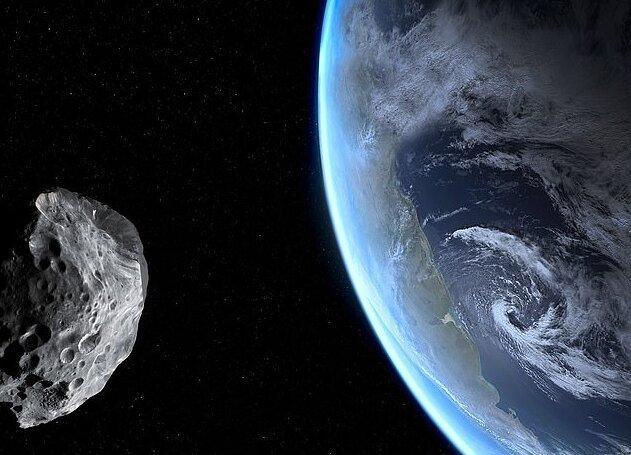 عبور 2 سیارک از کنار زمین