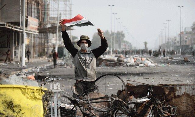 رایزنی عراقی ها برای تشکیل دولت جدید در سایه اعتراضات