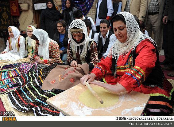 اعلام نتایج داوری آثار نخستین جشنواره دانشجویی فرهنگی هنری اقوام ایران زمین