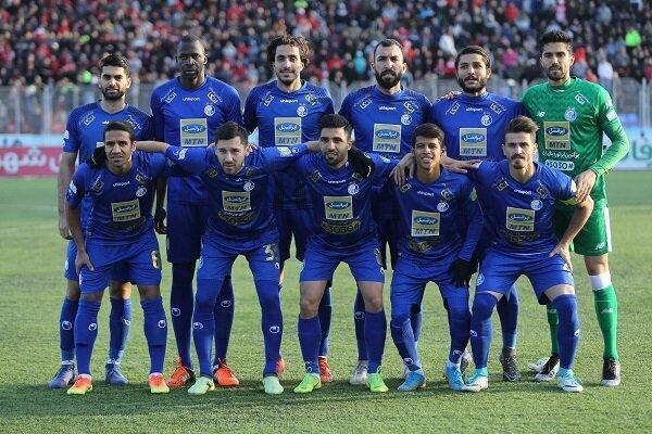 ترکیب تیم فوتبال استقلال برای دیدار با شهرخودرو اعلام شد