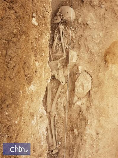 شناسایی گونه هایی از تدفین دوره اسلامی در پنجمین فصل از کاوش لیارسنگ بن