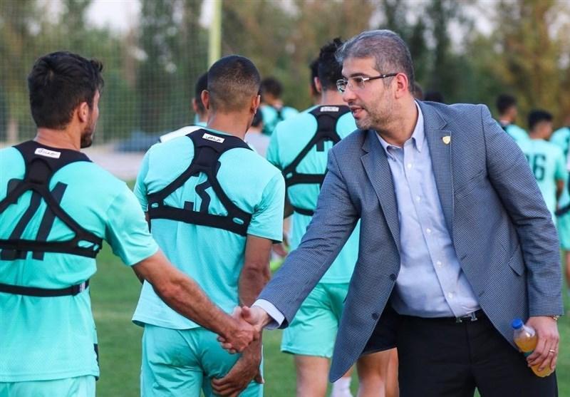 حمیداوی: عزت و اقتدار ایران از هر رویداد ورزشی بالاتر است، در لیگ قهرمانان آسیا بازی نمی کنیم، در بوشهر 90 دقیقه فحش شنیدیم