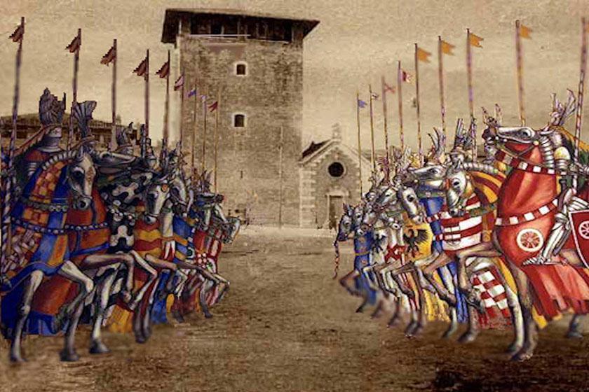 مضحک ترین جنگ تاریخ در کجا رخ داد؟