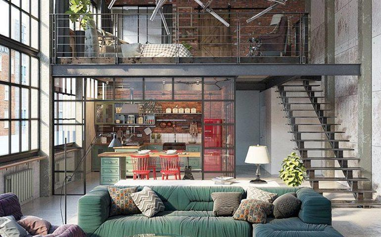 ایده های طراحی اتاق نشیمن شیک