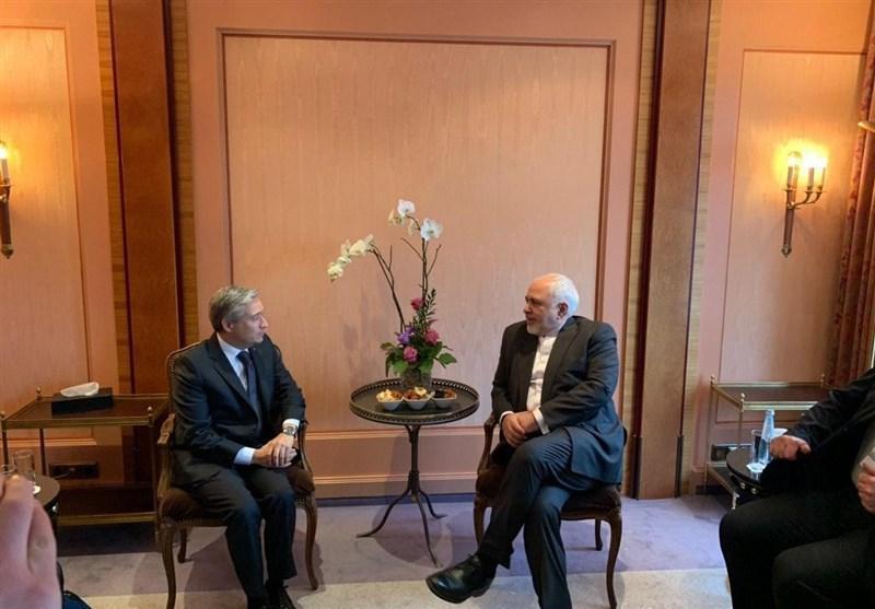 ملاقات ظریف با مقامات کانادایی در حاشیه کنفرانس امنیتی مونیخ