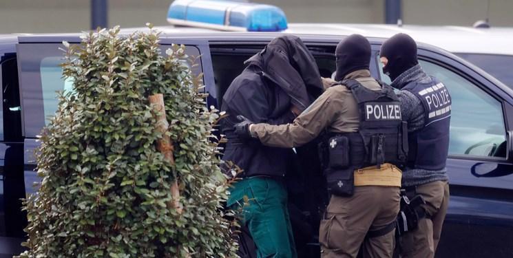 12 راست گرای افراطی در آلمان به ظن طراحی حملات تروریستی بازداشت شدند