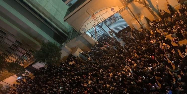 دومین شب ناآرام بیروت در هفته جاری با 45 زخمی