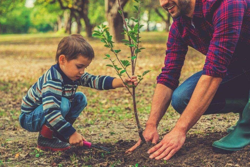 با این 10 روش به فرزندان خود رفتار محبت آمیز تر با محیط زیست را بیاموزیم