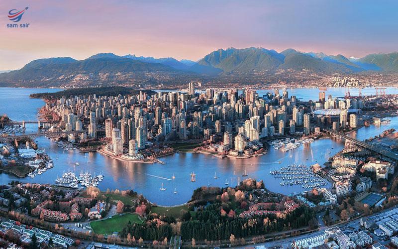 ونکوور و ویزای کانادا