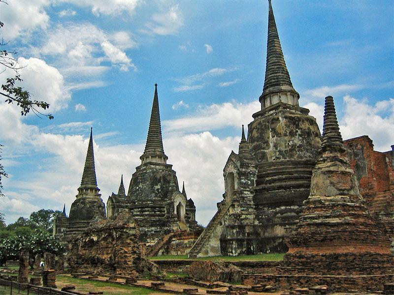 5 جاذبه گردشگری برتر تایلند