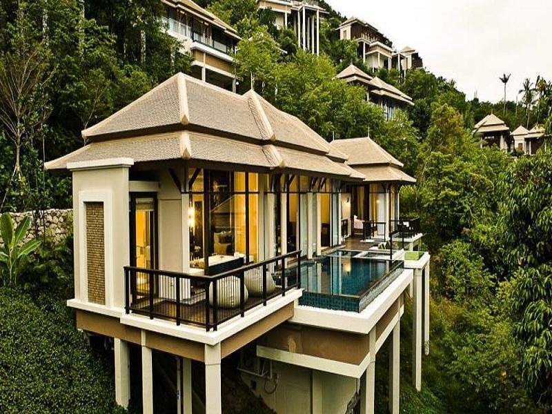 هتل های رویایی تایلند برای کریسمس