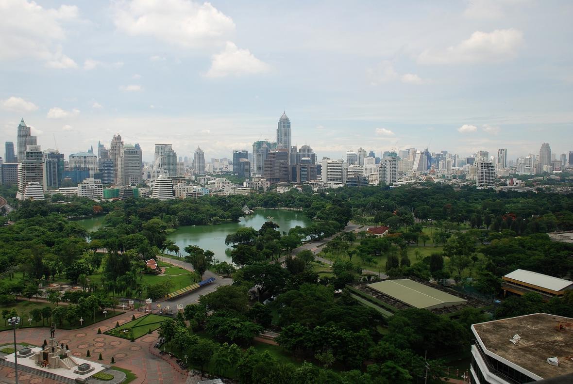 پارک لومفینی در تایلند
