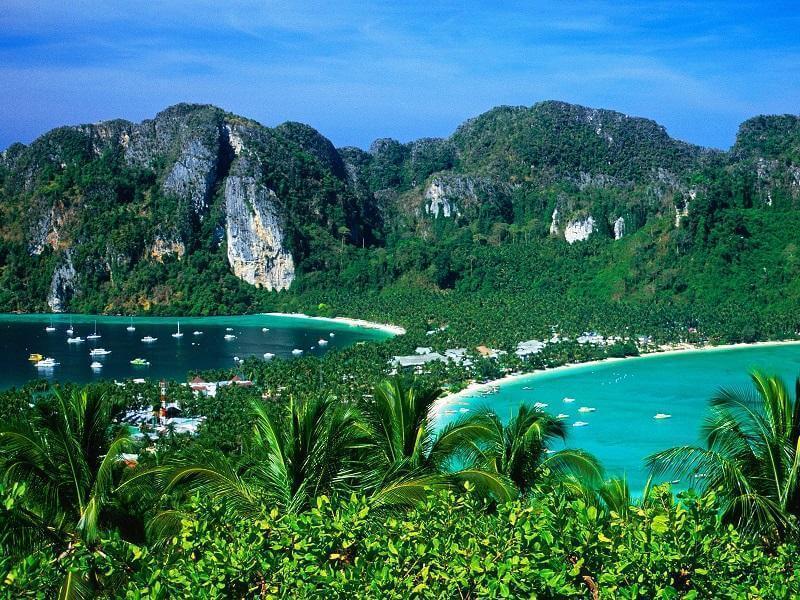 جزایر فی فی در تایلند