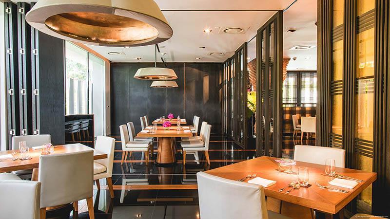 آشنایی با رستوران Nahm تایلند