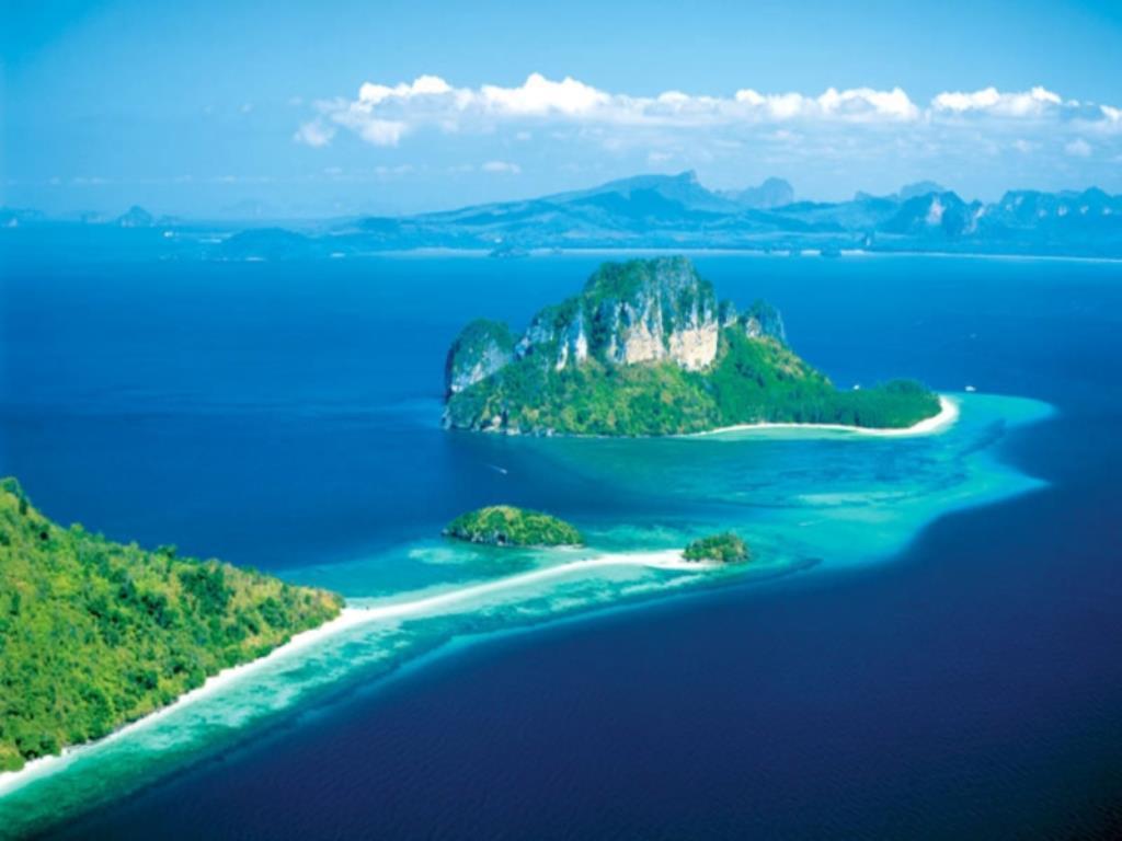 جزیره لانتا در کرابی