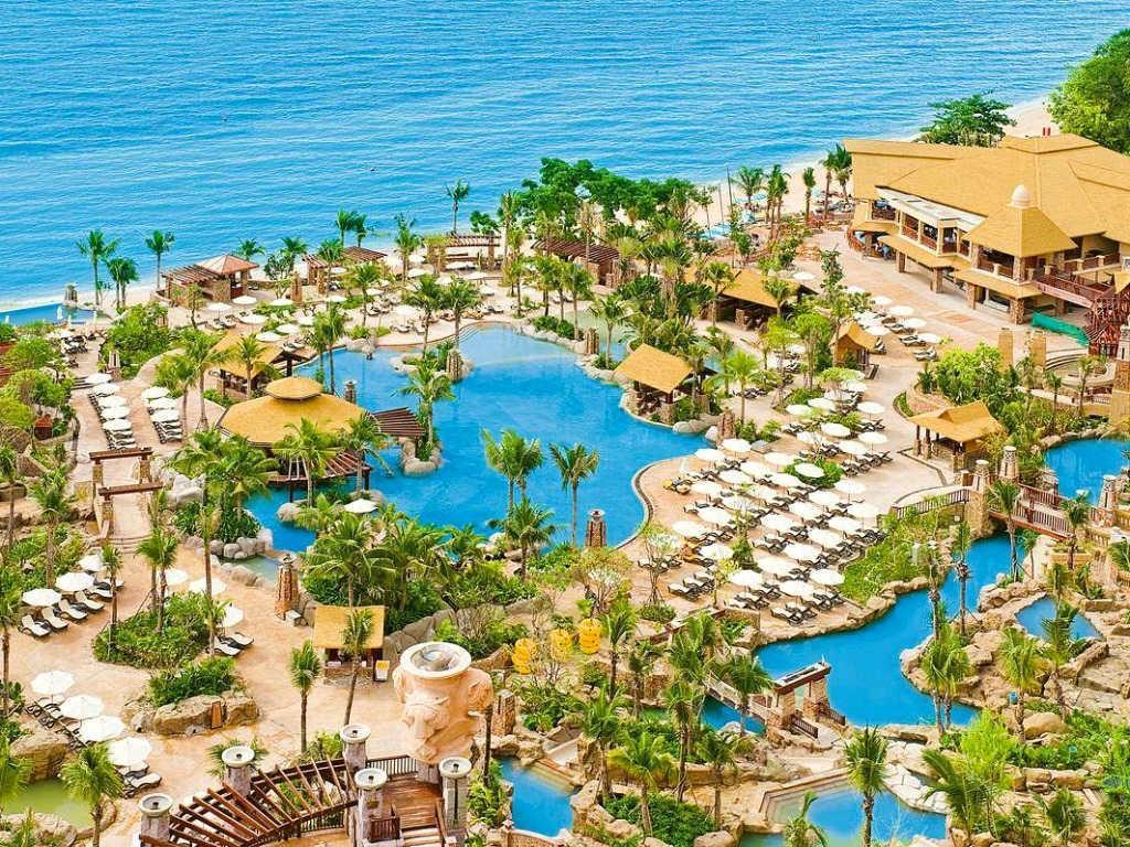هتل 5 ستاره سنتارا گرند میراژ پاتایا