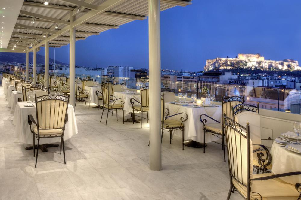 هتل تیتانیا شهر آتن در یونان