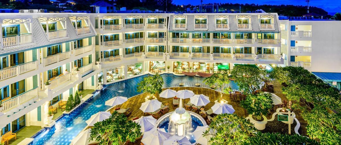 هتل 4 ستاره آندامان سی ویو پوکت