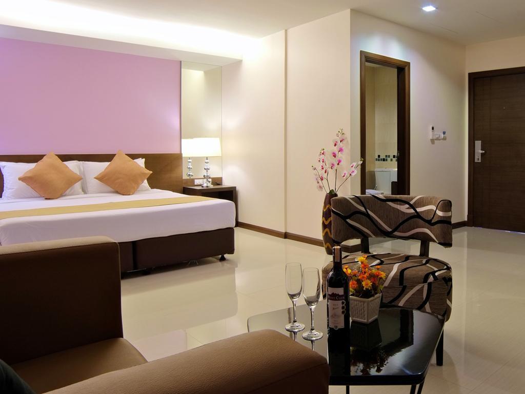 هتل 3 ستاره گرند آلپاین بانکوک