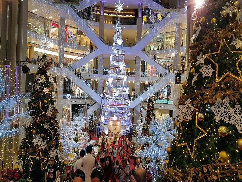 کریسمس در تور تایلند