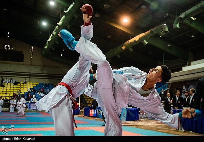 پیگیری هفته چهارم سوپر لیگ کاراته از روز پنجشنبه