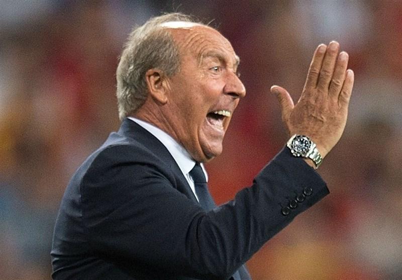 غرامت فدراسیون فوتبال ایتالیا بابت اخراج ونتورا تعیین شد