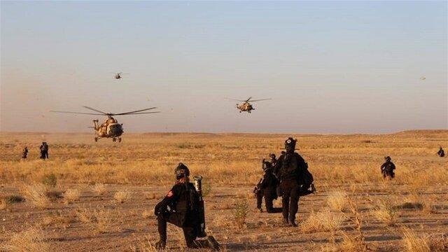 هلاکت حدود 40 داعشی در صلاح الدین عراق