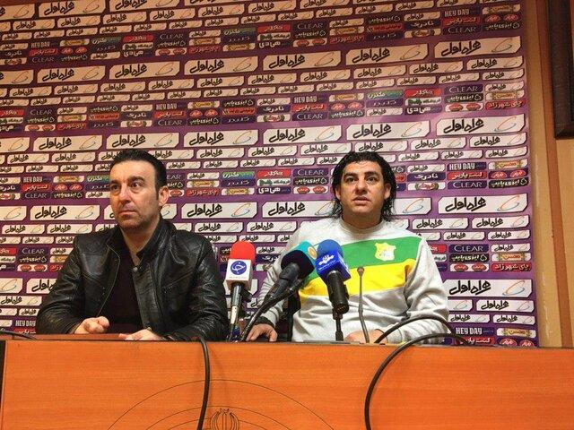 سراج: حضور اسکوچیچ در تیم ملی تاثیر منفی روی بازیکنان ما داشت، لیگ باید تعطیل گردد