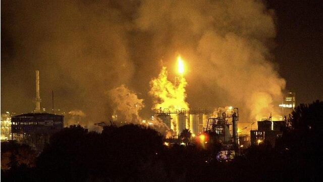 انفجار مرگبار در پالایشگاهی در نیجریه