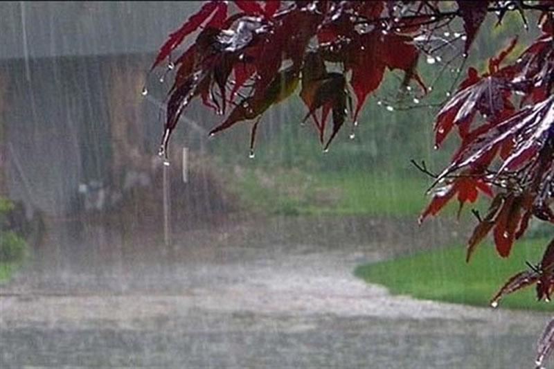 پیش بینی تا 50 میلیمتر بارش در استان مرکزی