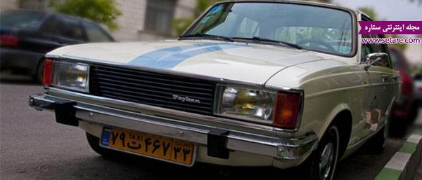 آشنایی با تاریخچه پیکان، خودروی محبوب ایرانیان