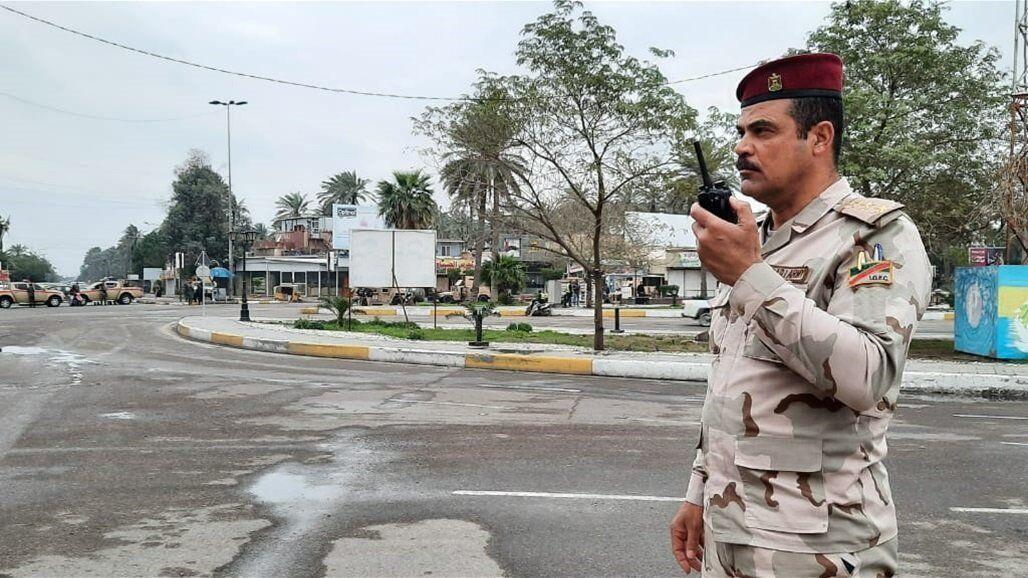 خبرنگاران بازداشت بیش از سه هزار متخلف از مقررات منع رفت و آمد در بغداد