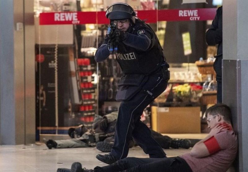 حمله به پلیس آلمان حین نظارت بر اجرای محدودیت های کرونایی