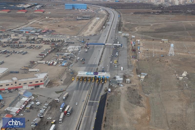 کاهش 75 درصدی تردد در زنجان