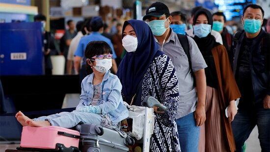 210 کشور و منطقه ، درگیر کرونا ، آمریکا در صدر فهرست مبتلایان و قربانیان