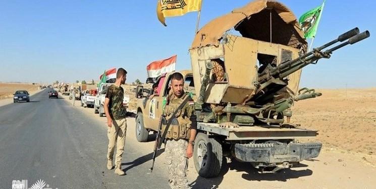 الحشدالشعبی از شناسایی بزرگترین هسته تروریست های داعش اطلاع داد