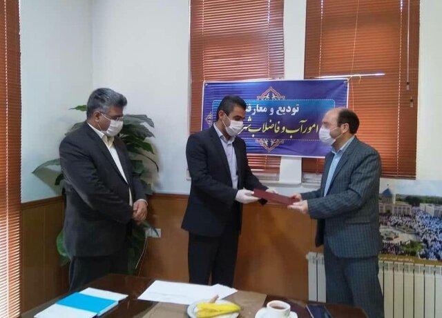 مدیران آب و فاضلاب سه شهرستان کاشمر، خلیل آباد و بردسکن معرفی شدند