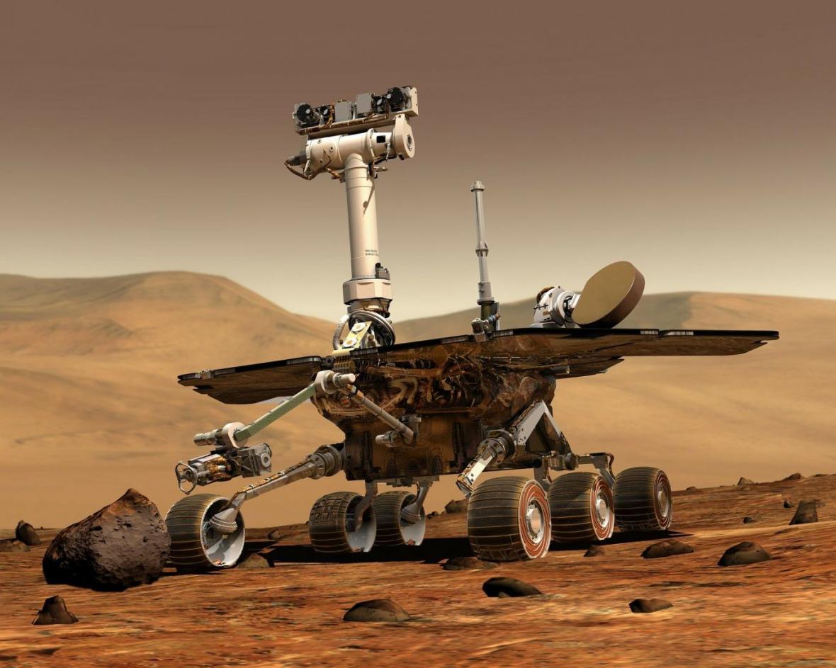 شبیه سازی هسته مرکزی مریخ