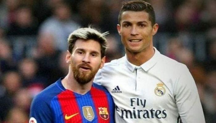 رونالدو: شک نکنید مسی بهترین بازیکن دنیاست