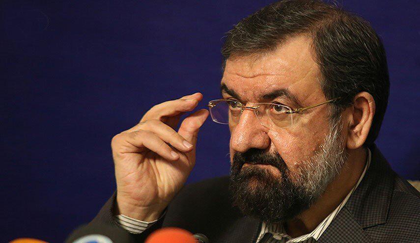 کنایه محسن رضایی به ترامپ ، تیراندازی مثل بمب ساعتی است...
