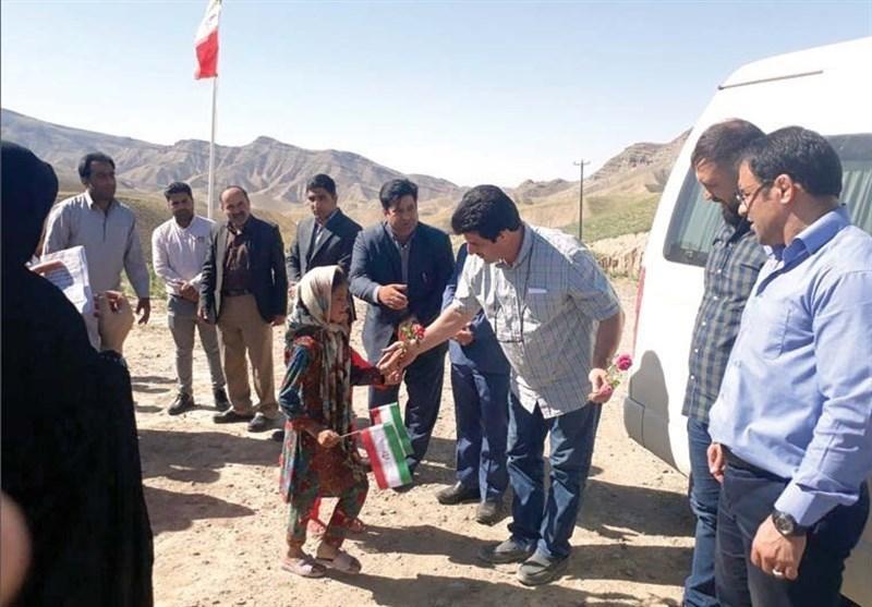 احداث آکادمی به همت قهرمانان کشتی در روستاهای مرزی استان خراسان