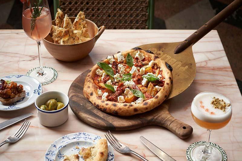 دستور پخت 10 غذای معروف ایتالیایی