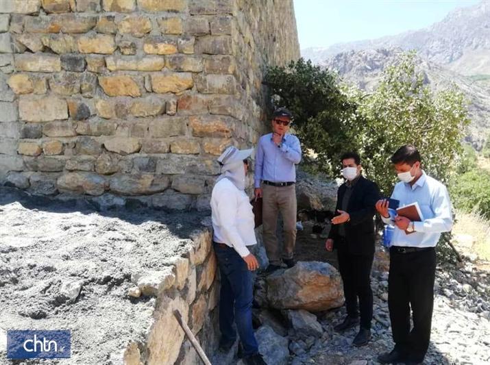 شرایط 3 پروژه گردشگری در کردستان بررسی شد