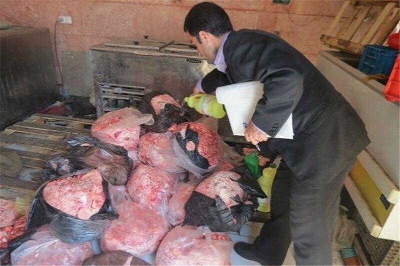 خبرنگاران معرفی فروشندگان گوشت فاسد به دادگاه و واکسیناسیون دام در آستارا