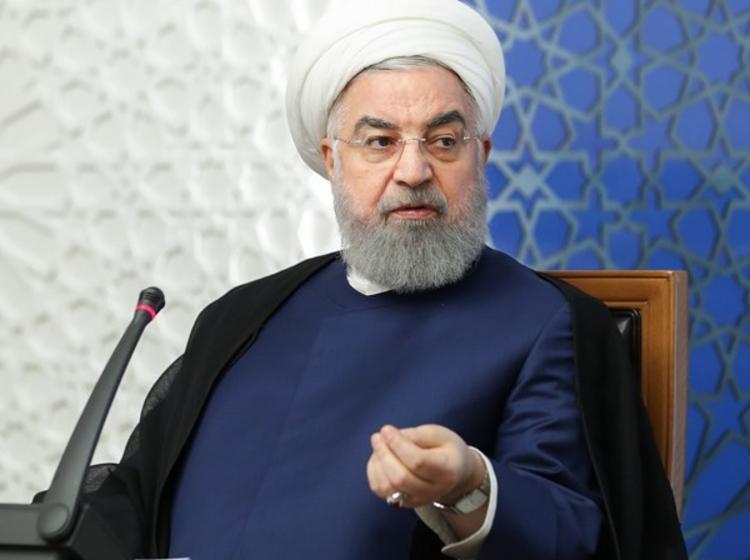 روحانی: هیچ کشوری نمی تواند 6 ماه تعطیل کند