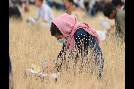برگزاری کنکور کرونایی در افغانستان