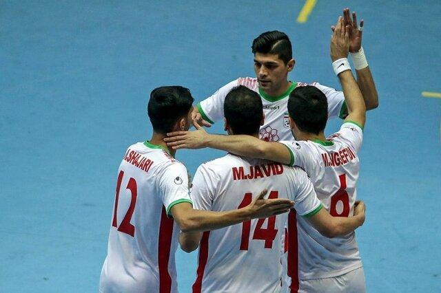 ناظم الشریعه به دنبال شناسایی 14 بازیکن نهایی تیم ملی فوتسال