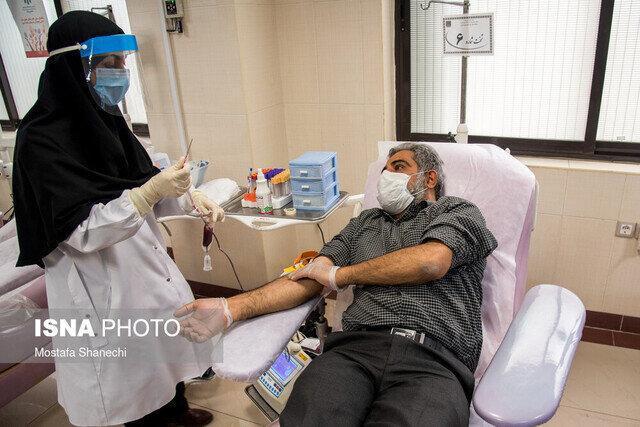 کروناویروس مانع از پیشتازی سمنانی ها در اهدای خون نشد