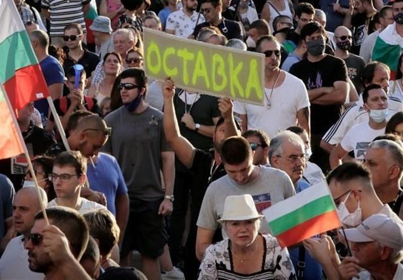 معترضان بلغارستانی خواهان استعفای نخست وزیر شدند