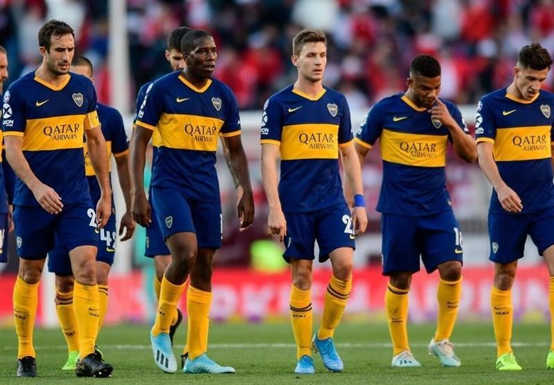 قرنطینه تمام اعضای تیم فوتبال بوکاجونیورز پس از ابتلای 19 بازیکن به کرونا